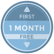 1-MONTH-FREE